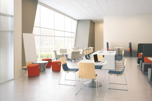 Business Interiors By Staples Offers Expert Vision In Creating Workspaces  That Cater To Every Environment, Including Open Concept Office Spaces To  Encourage ...