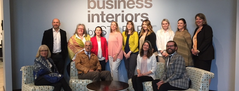 5 Up And Coming Design Students Win Interior Design Scholarship From Staples Business Advantage