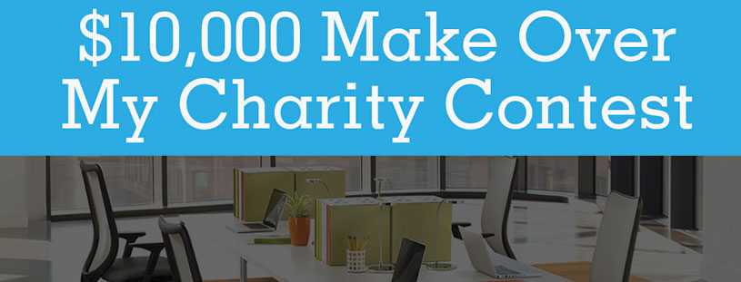 Make Over My Charity Contest